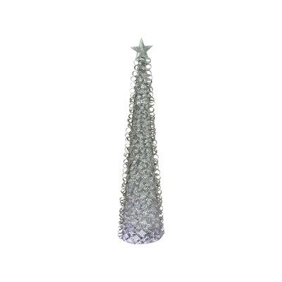 Silver Star Weihnachtsbaum