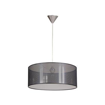 Lámpada teito Zúric negro
