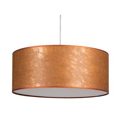 Tropic copper ceiling lamp