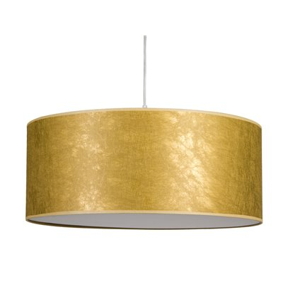 Tropic gold ceiling lamp