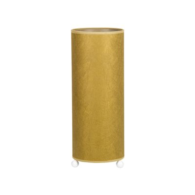 Tropic table lamp gold