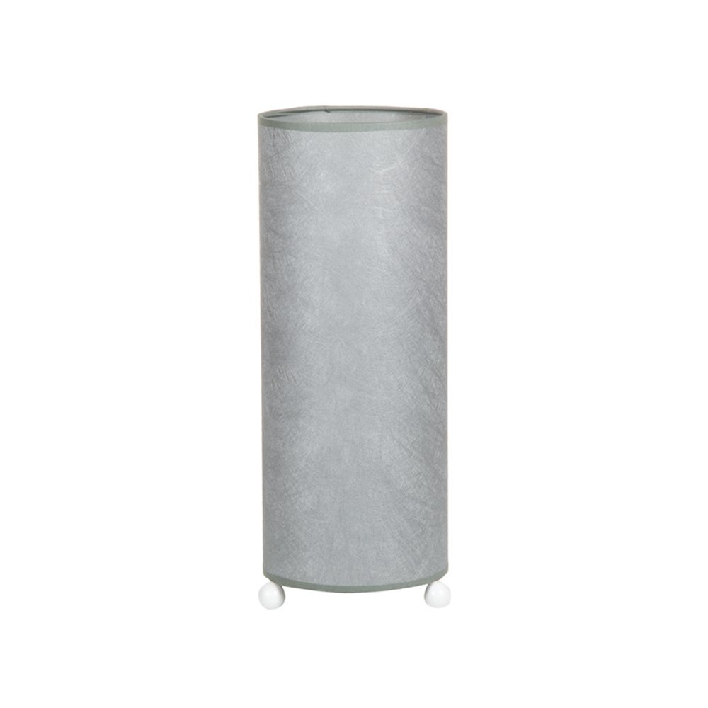 Tropic table lamp silver