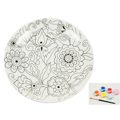 Plate Art & Color