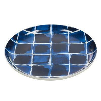 Indigo plate