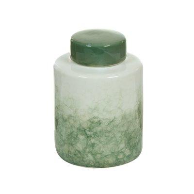 Stoneware tibor