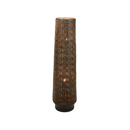Lampadaire métal