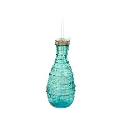 Botella Organic turquesa