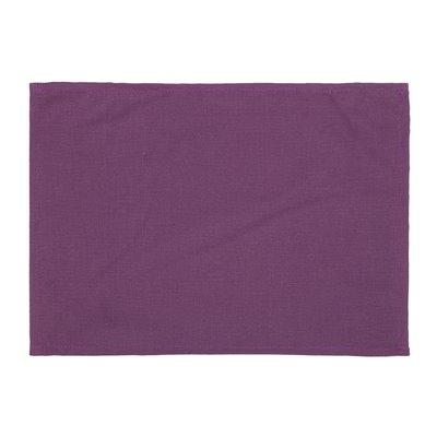 Mantel individual Panamá púrpura