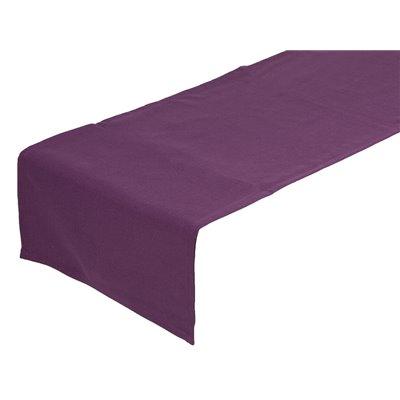 Camino de mesa Panamá púrpura