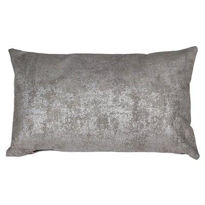 Coixí marbre gris