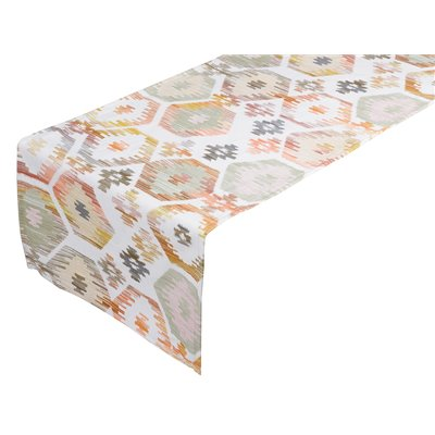 Etnic Hexagon sand table runner