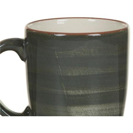 Set of 6 cups Tuscany grey