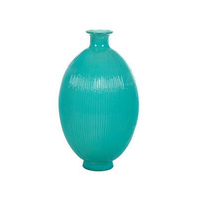 Opera vase oval violet