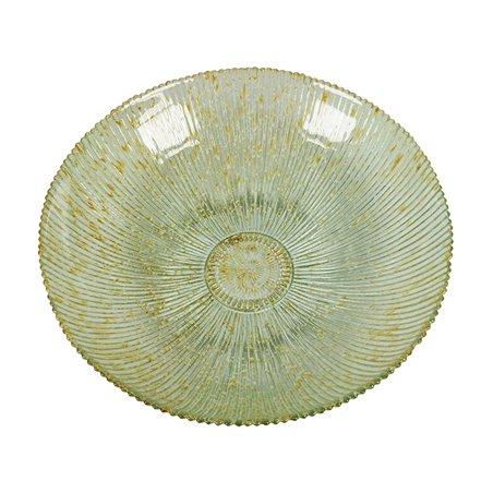 Centre de table stipes beige Spiro