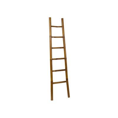 Escaleira de Bambú