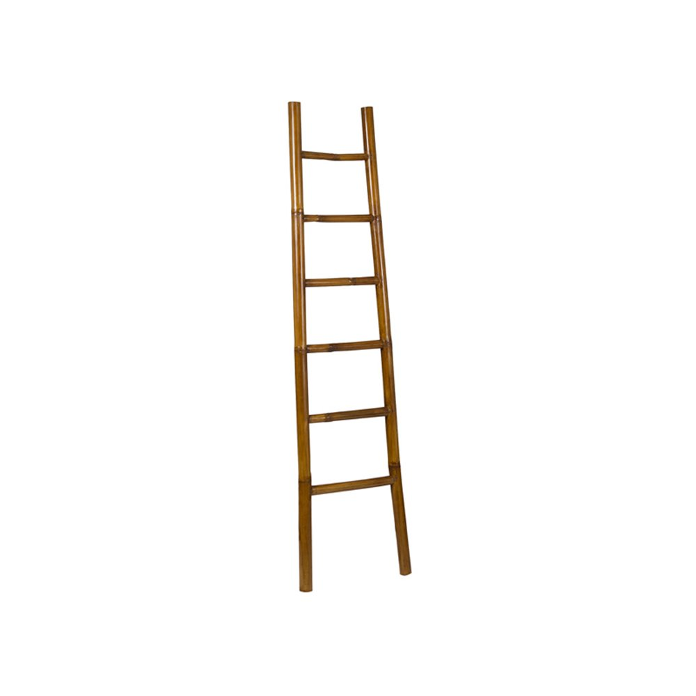 Escalera de Bambú