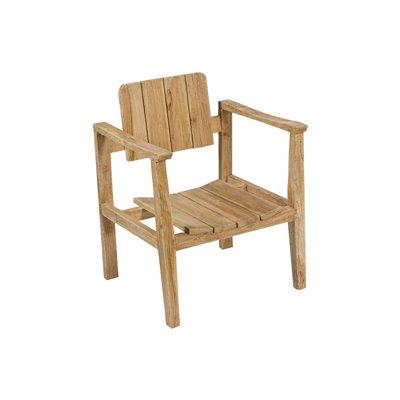 Cadeira con brazos 62x58x80 cm