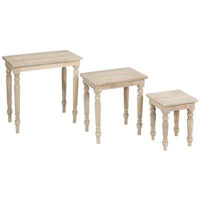Tabelle 3-30 x 30 x 38 cm