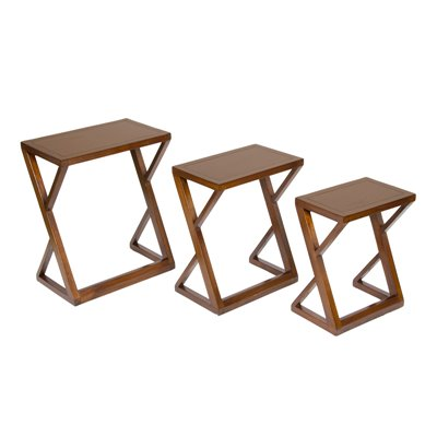 Zano nesting table