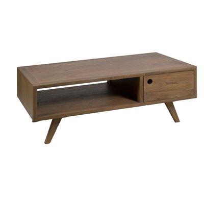 Amara table basse 2 tiroirs
