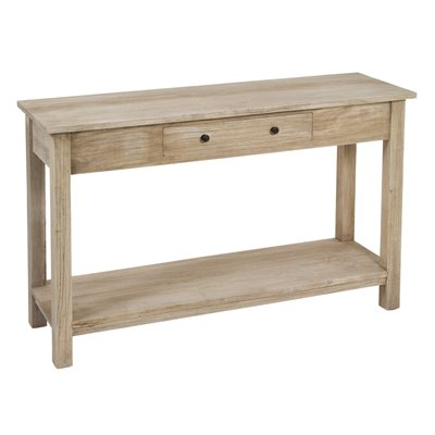 Console 1 drawer colonial
