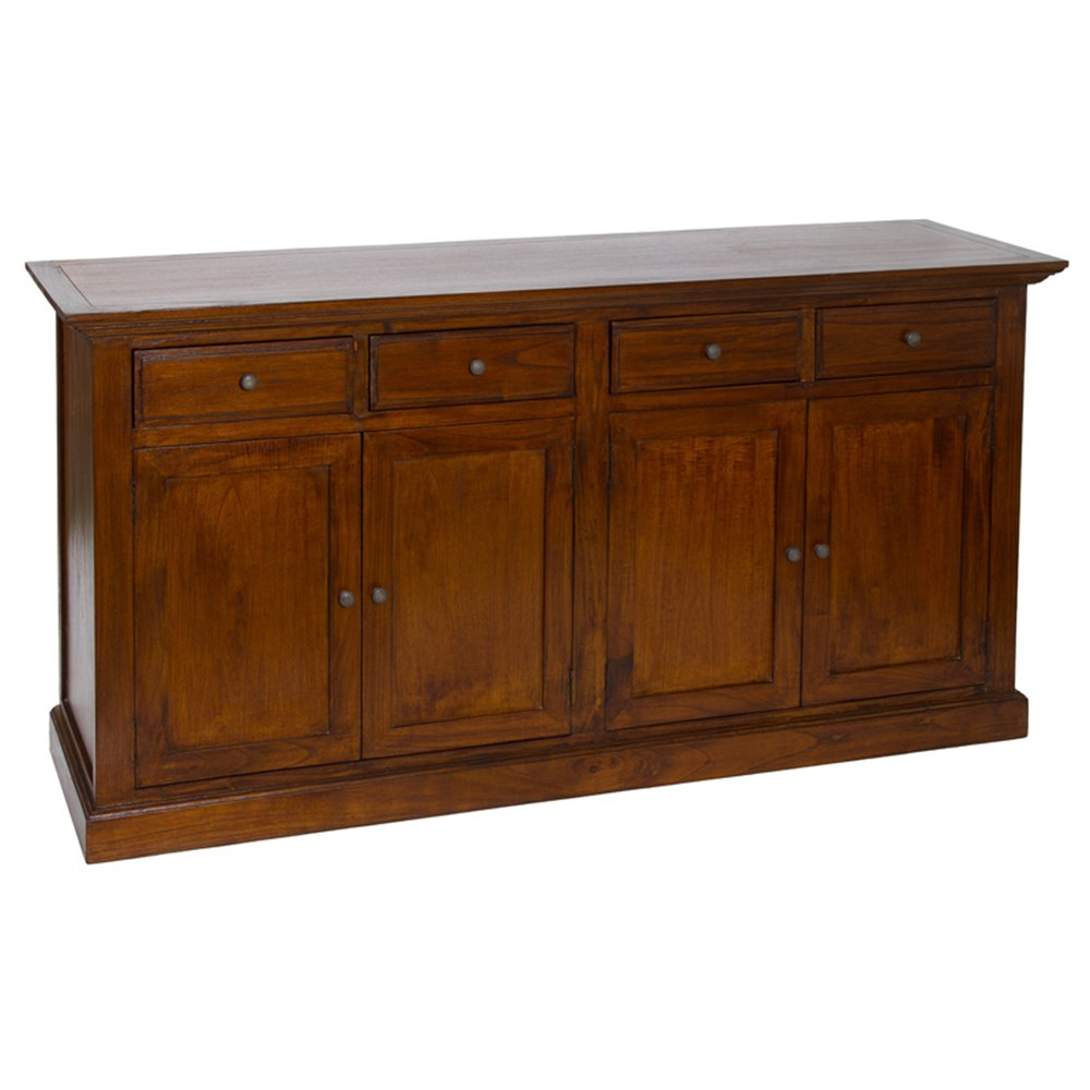 4-door 4-drawer sideboard