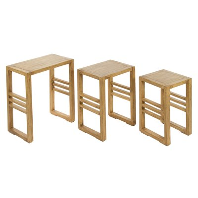 Set 3 nesting tables IOS