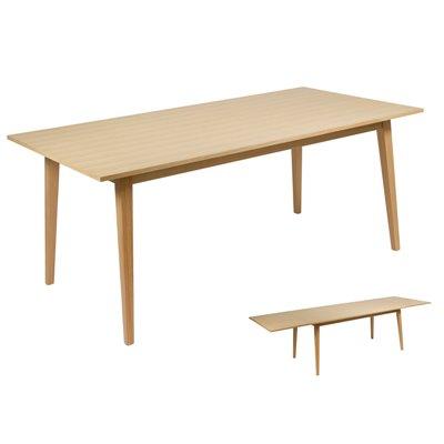 Ausziehbarer Tisch Holz
