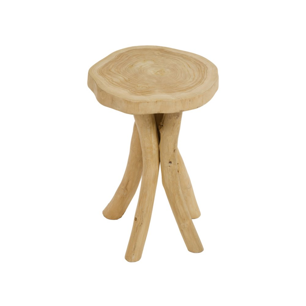 Nisa wooden stool