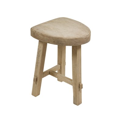 Mik wooden stool