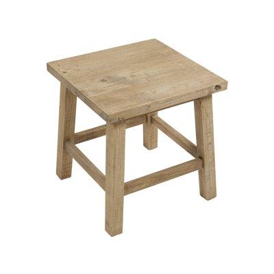 "Mesa auxiliar de madera ""Raf"""