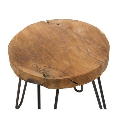 Kiel wooden stool