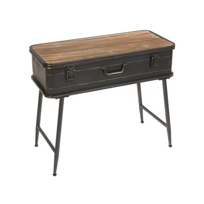 Industrial style console