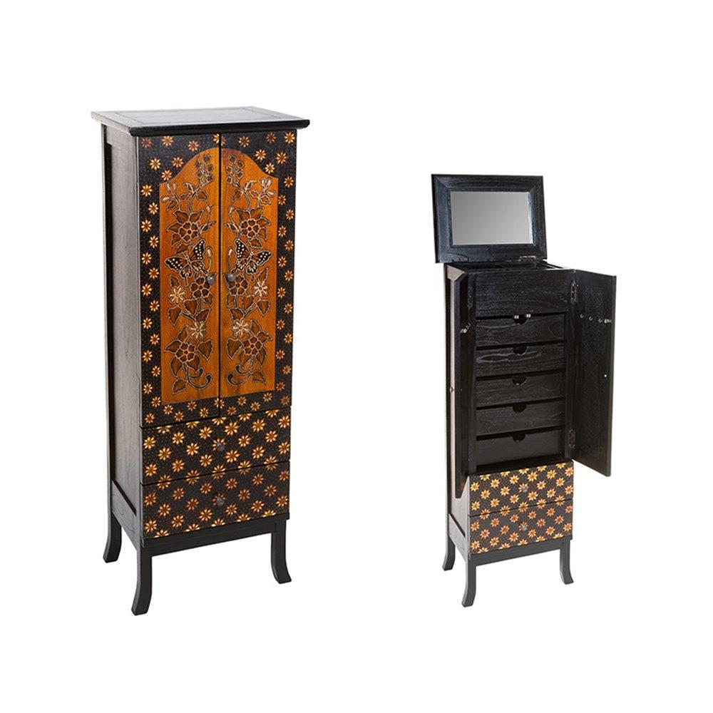 Batik jewellery Truntum