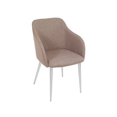 Brown mold chair