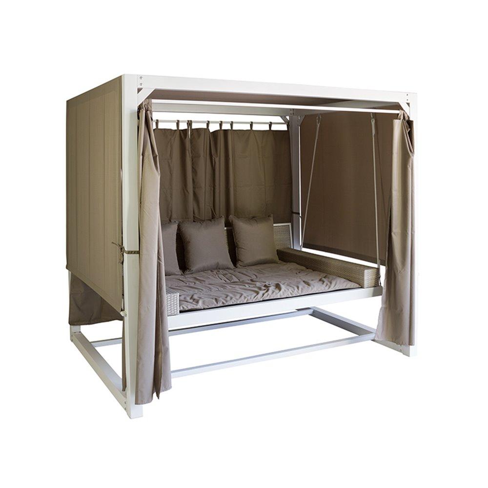 Valencia swing bed - Garden Swing