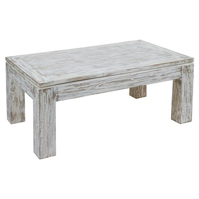 Nature Antique Coffee Table with lift tray