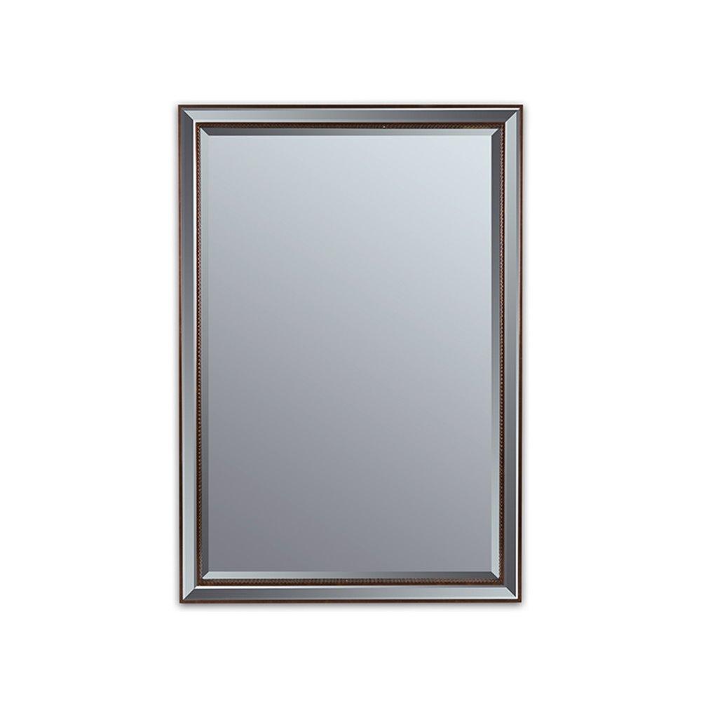 Espejo bronce antiguo