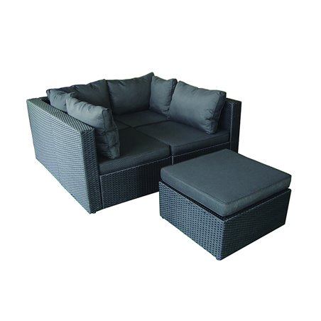 5 pieces outdoor sofa set Milano