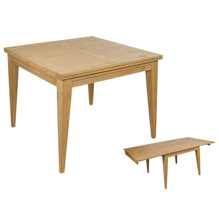 Miami oak Extendable Table