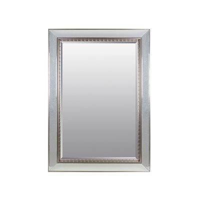 Mirror silver drops
