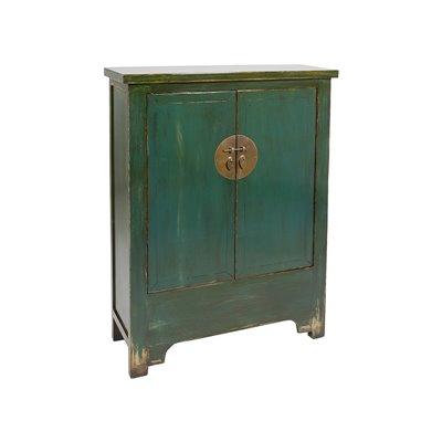 Armario azul 2 puertas