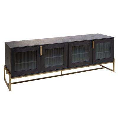 Balford black TV Table