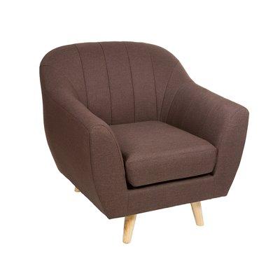 Nordische schwarz Sessel