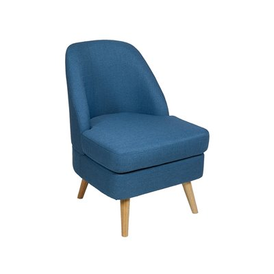 Blue armchair Sea