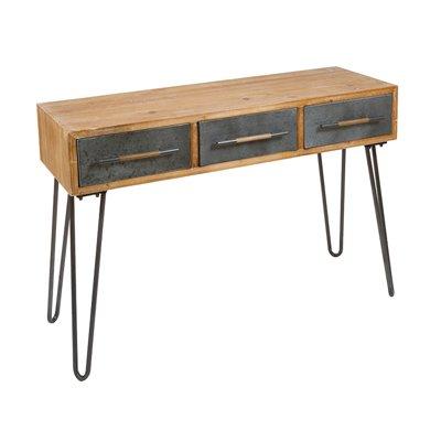 Retro desk table