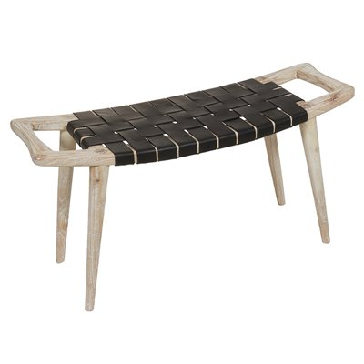 Clear Sawyer stool bench