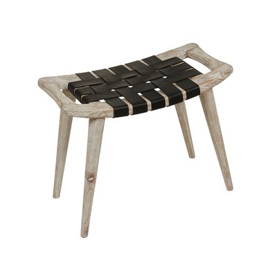 Clear Sawyer stool bench