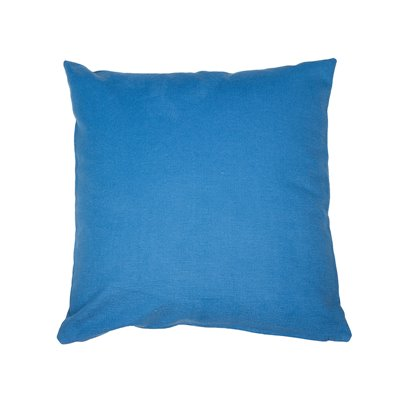 Blue Panama Cushion