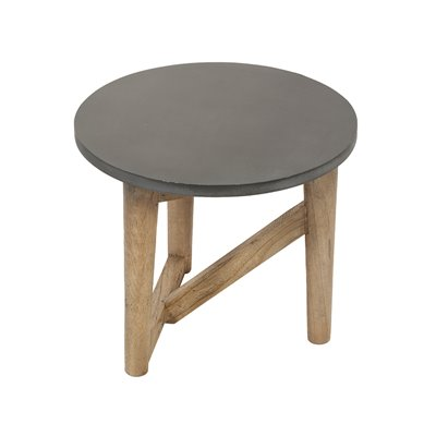 Mae Round Side Table
